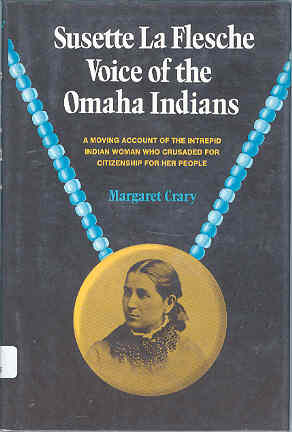 Image for Susette La Flesche Voice of The Omaha Indians