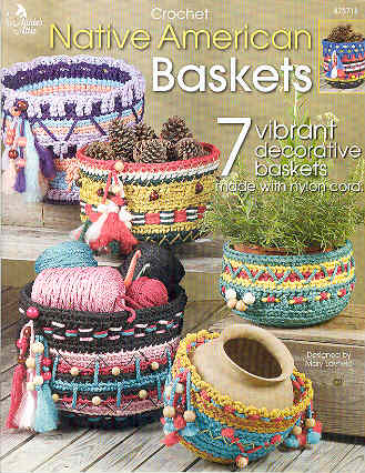 Image for Native American Baskets