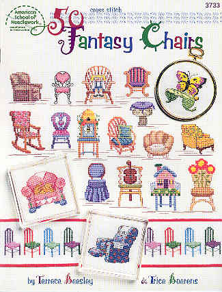 Image for 50 Fantasy Chairs