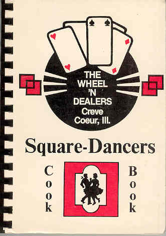 Image for Square-Dancers Cook Book