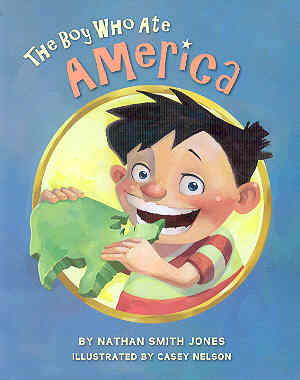 Image for The Boy Who Ate America
