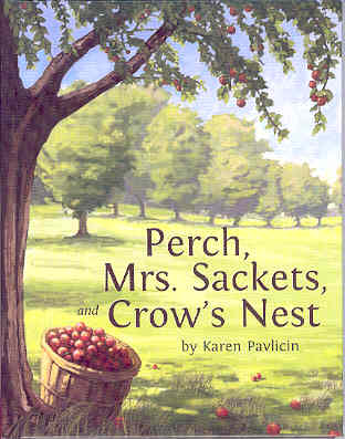 Image for Perch, Mrs. Sackets, and Crow's Nest