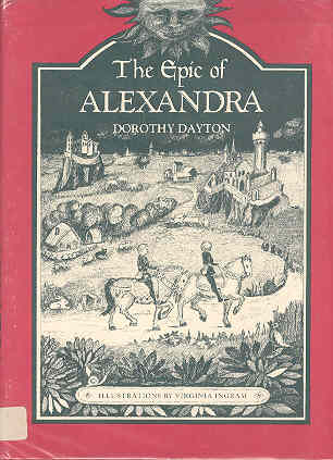 Image for The Epic of Alexandra