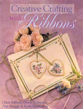Image for Creative Crafting With Ribbons