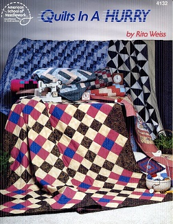 Image for Quilts in a Hurry