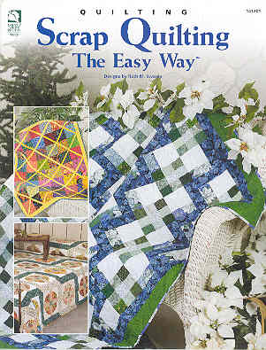 Image for Scrap Quilting The Easy Way