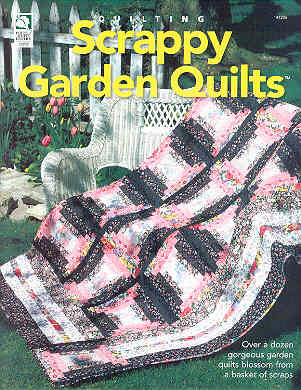 Image for Scrappy Garden Quilts
