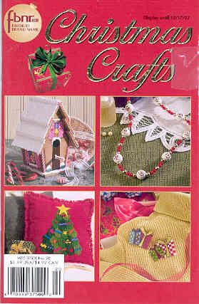 Image for Christmas Crafts Vol.7, No. 20