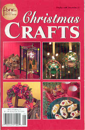 Image for Christmas Crafts Vol. 7, No. 71