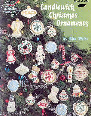 Image for Candlewick Christmas Ornaments