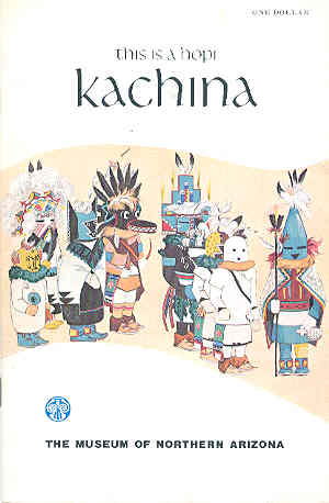 Image for This is a Hopi Kachina