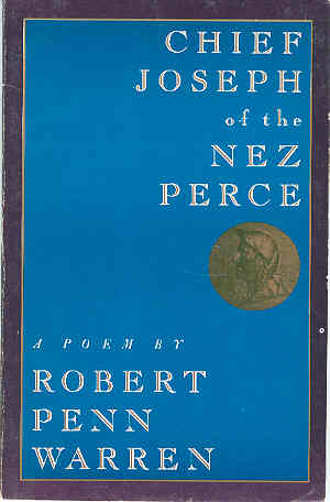 Image for Chief Joseph of the Nez Perce: A Poem