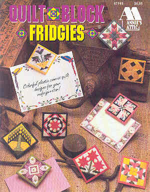 Image for Quilt Block Fridgies