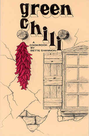 Image for Green Chili: A Cookbook
