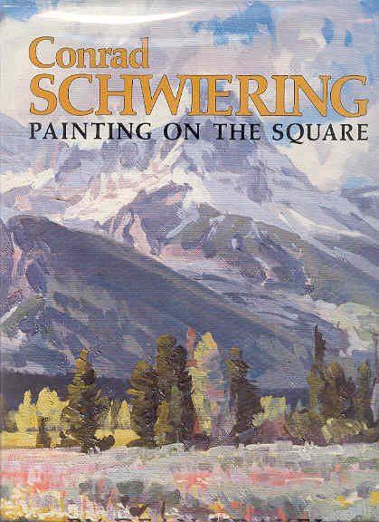 Image for Conrad Schwiering, Painting on the Square