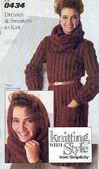 Image for Dresses & Sweaters to Knit