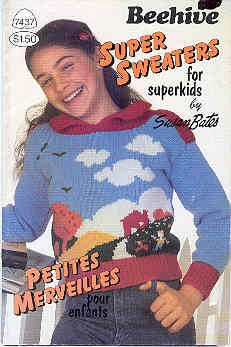 Image for Super Sweaters for Superkids