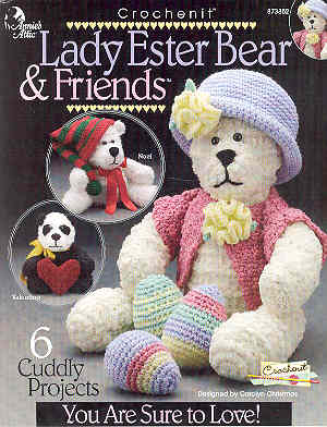 Image for Lady Ester Bear & Friends