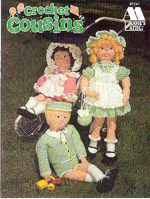 Image for Crochet Cousins