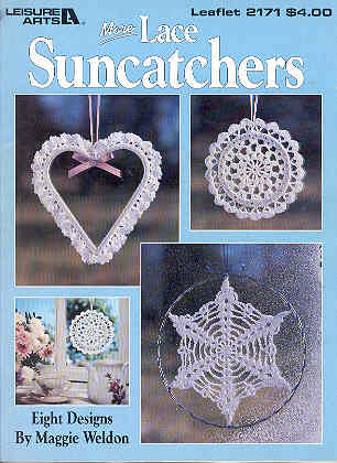 Image for More Lace Suncatchers