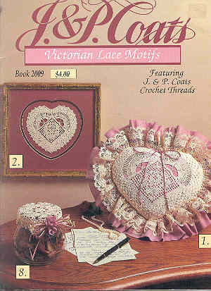 Image for Victorian Lace Motifs Book 2009