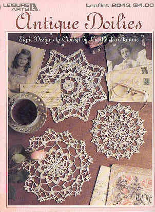 Image for Antique Doilies