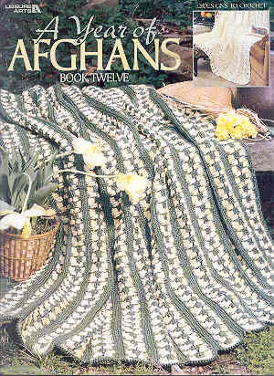 Image for A Year of Afghans Book Twelve