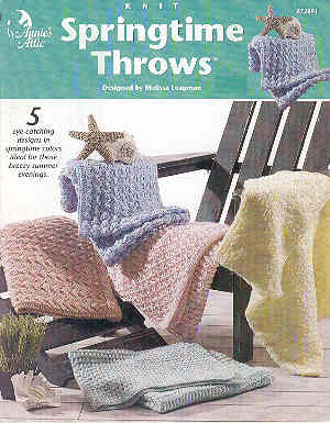 Image for Springtime Throws