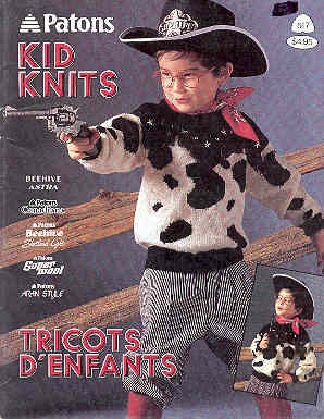 Image for Kid Knits