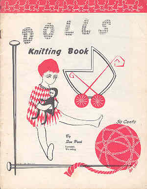 Image for Dolls Knitting Book