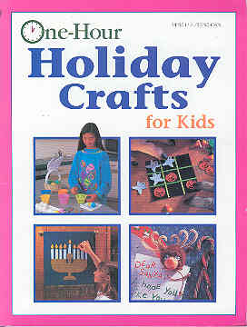 Image for One Hour Holiday Crafts for Kids
