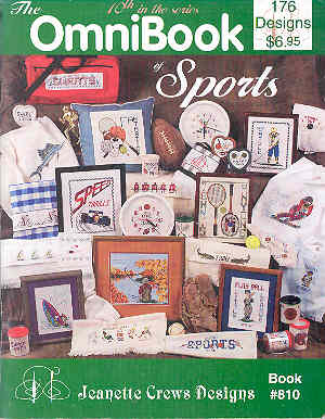 Image for The OmniBook of Sports