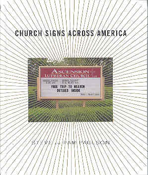 Image for Church Signs Across America