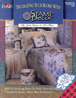 Image for Decorating Your Rooms with Stamp Decor