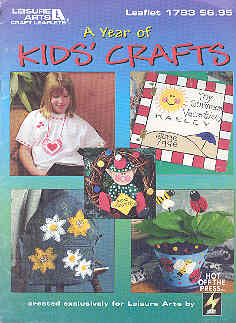 Image for A Year of Kids' Crafts
