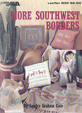 Image for More Southwest Borders