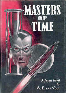 Image for Masters of Time