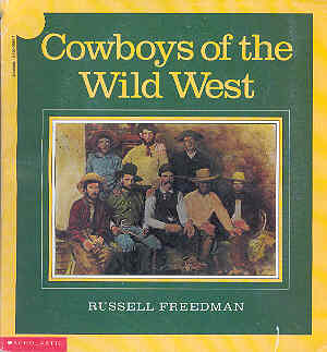 Image for Cowboys of the Wild West