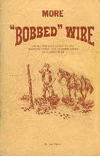 "Image for More ""Bobbed"" Wire: An Illustrated Guide to the Identification and Classification of Barbed Wire"