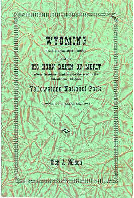 Image for Wyoming Has a Distinguished Heritage and.