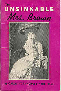 Image for The Unsinkable Mrs. Brown