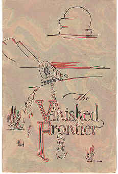 Image for The Vanished Frontier