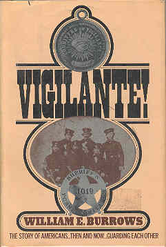Image for Vigilante!