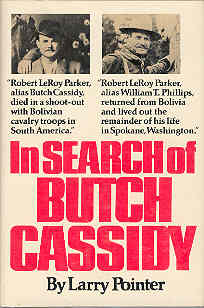 Image for In Search of Butch Cassidy