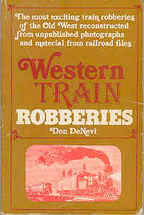 Image for Western Train Robberies