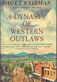 Image for A Dynasty of Western Outlaws