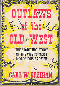 Image for Outlaws of the Old West