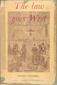 Image for The Law Goes West