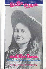 Image for Belle Starr and Her Times: The Literature, the Facts, and the Legends