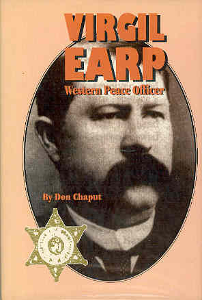 Image for Virgil Earp: Western Peace Officer